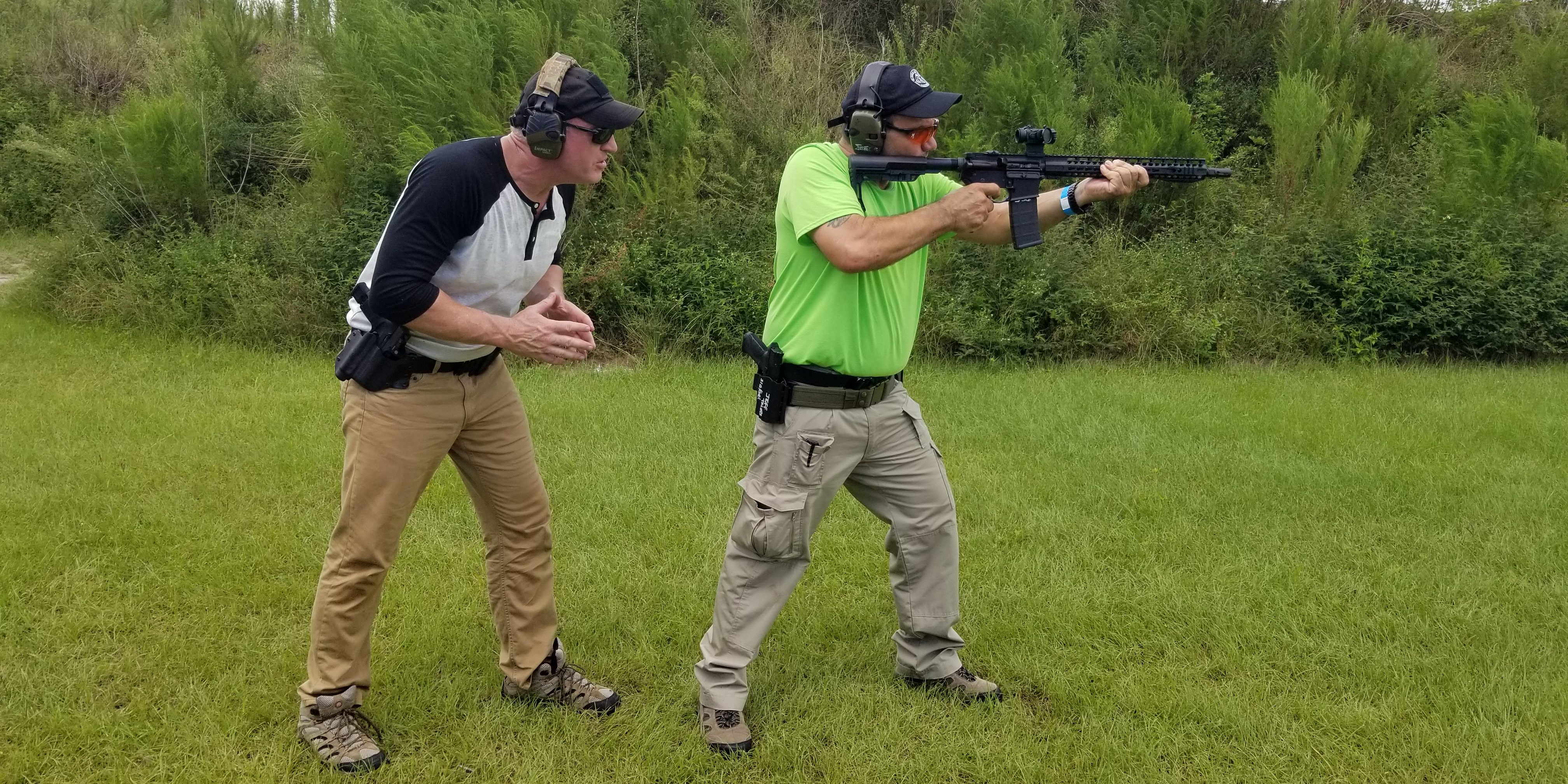Basic Rifle Instructor Course