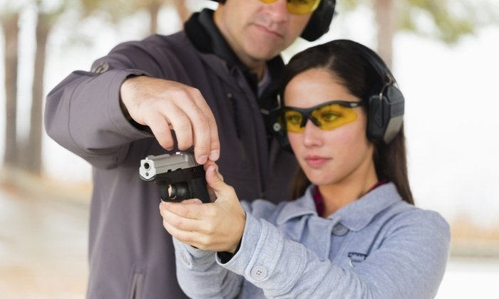 Basic Pistol Instructor Course with BIT