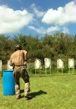 NRA Basics of Personal Protection Outside The Home Course